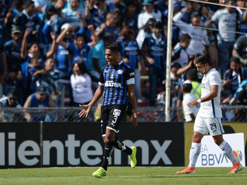 Liga MX: Querétaro vence a Cruz Azul en la Jornada 3 Apertura 2019