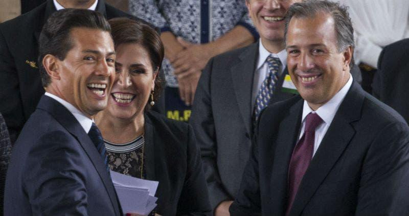 Exigen aclarar participación de Peña Nieto e indagar a Meade