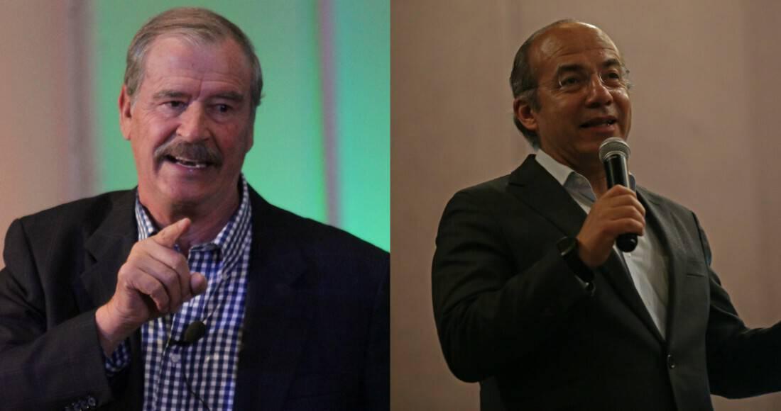 Entregaron Fox y Calderón Mexicana y Aeroméxico a patrocinadores