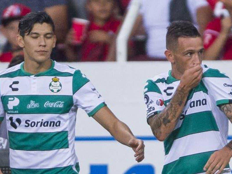 Liga MX: Santos vence a Atlas en la Jornada 3 del Apertura 2019