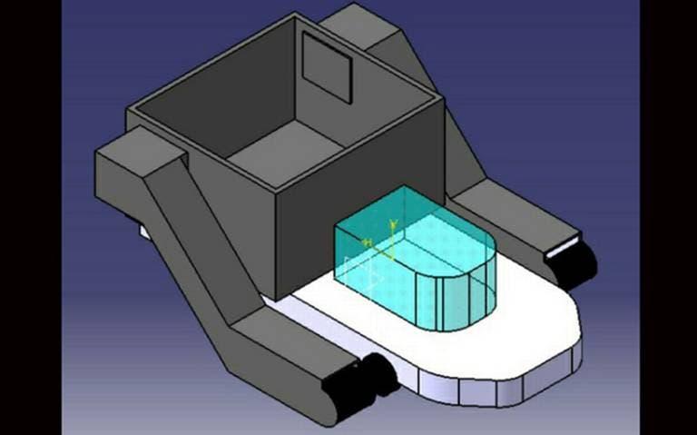 Diseñan en el IPN vehículo sustentable para recolectar sargazo