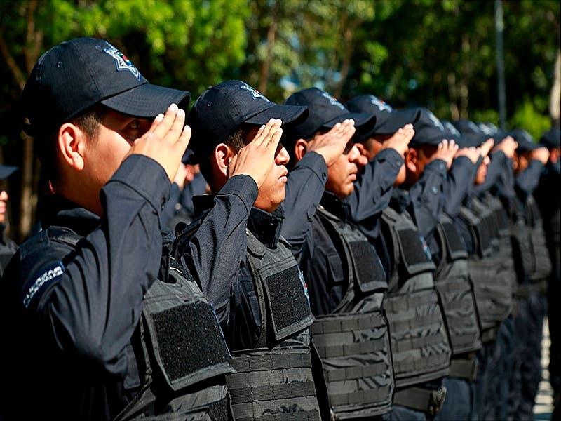 Anuncian depuración al interior del cuartel policíaco en Solidaridad