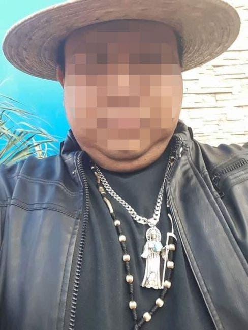 La víctima fue identificada como Fabián Flores, de 35 años de edad.