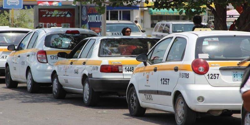 Taxistas esperan resolución a inconformidades por tarifas