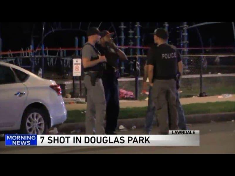Nuevo tiroteo ahora en Chicago deja 7 heridos