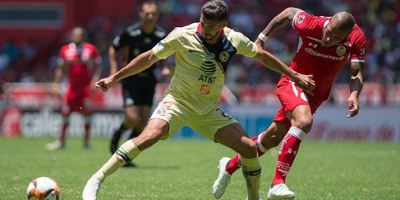 Liga MX: Horario y dónde ver en vivo Toluca vs América Jornada 4 Apertura 2019