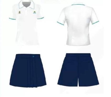En esta misma fecha se entregarán los kit de uniformes escolares