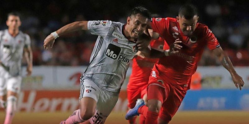 Liga MX: Atlas derrota a Veracruz en la Jornada 4 del Apertura 2019