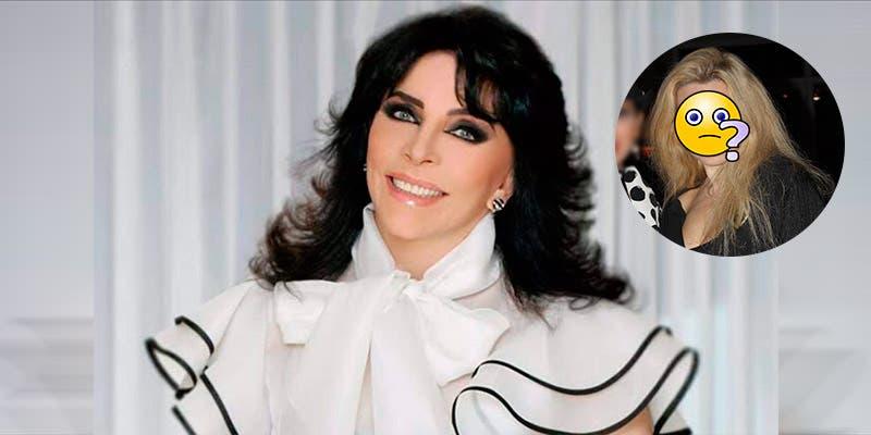 Verónica Castro sí vive con una mujer pero no es Yolanda Andrade