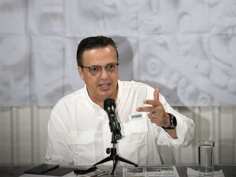 Impulsa Luis Alegre celebración de la fiesta La t'o'oxok