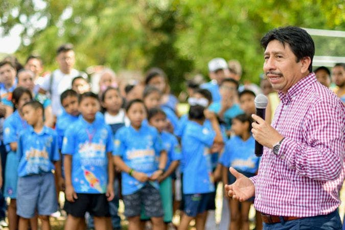 Mayor infraestructura para impulsar el deporte: Víctor Mas Tah