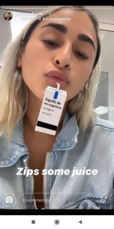 La Chule confirma infidelidad de Luisito Comunica con una foto