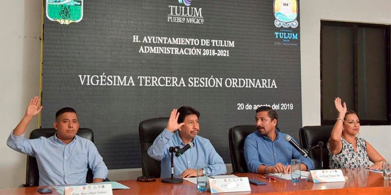 Crean Comisión Especial para atender la anexión de Yalchén y San Silverio a Tulum