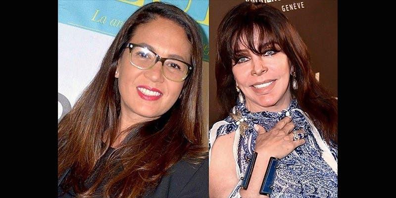 Filtran foto comprometedora de Yolanda Andrade y Verónica Castro