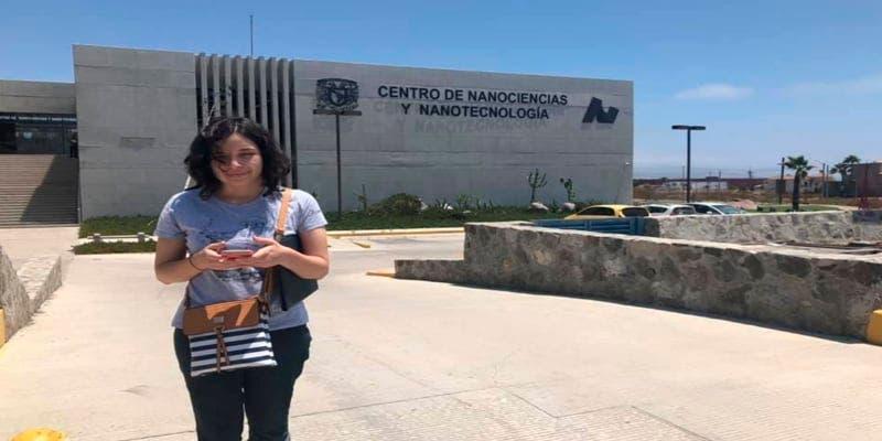 Alumna de la zona maya admitida en la UNAM en Nanotecnología