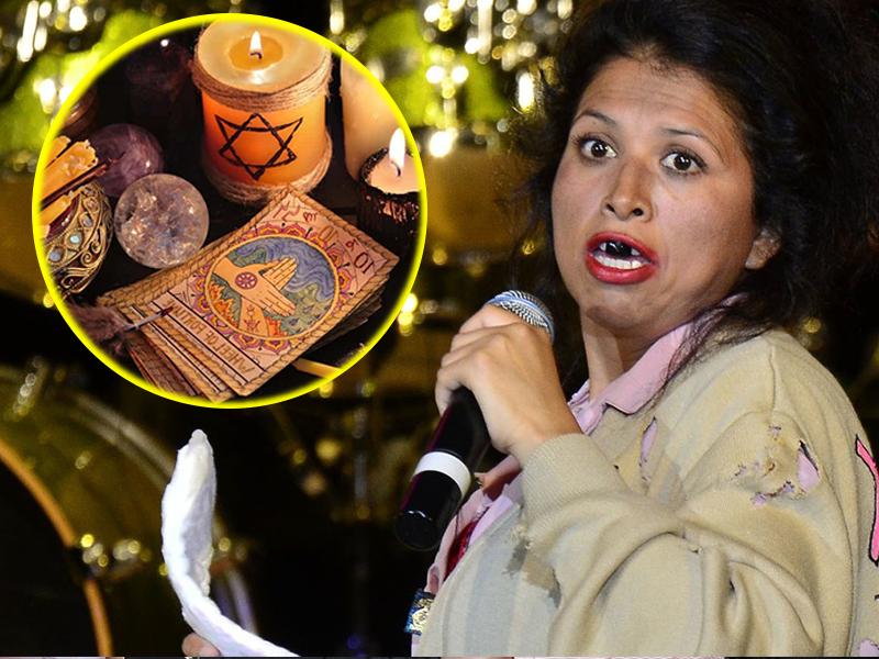 La Chupitos confirma si su esposo le hizo brujería
