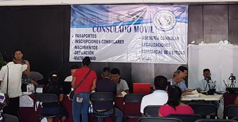 Consulado Móvil de Guatemala en Cancún y Playa del Carmen