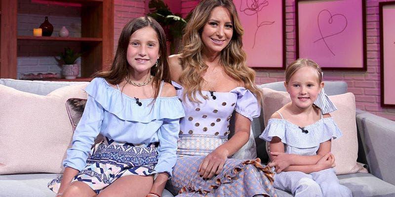 Gerladine Bazán revela que sus hijas toman terapia psicológica
