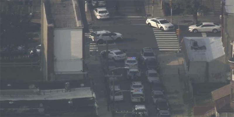 Tiroteo en Filadelfia: varios policías terminaron heridos