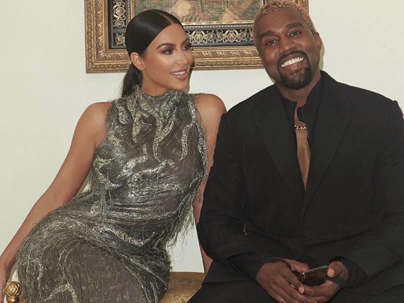 Kanye West y Kim Kardashian trabajan en su nuevo negocio millonario