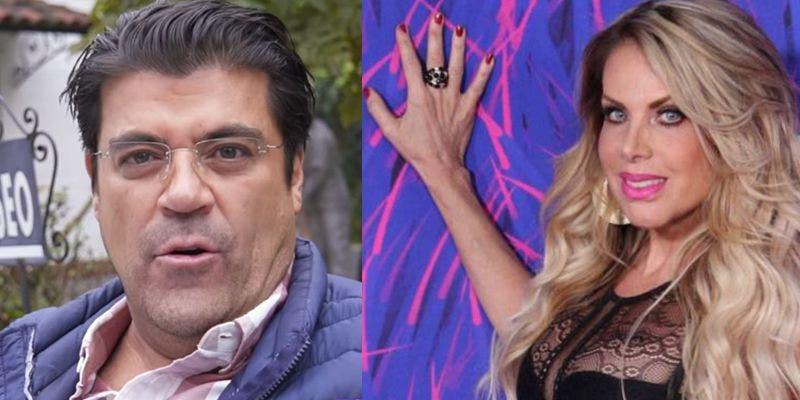 """Lorena Herrera """"le tiró la onda"""" a 'El Burro' Van Rankin y él la rechazó"""