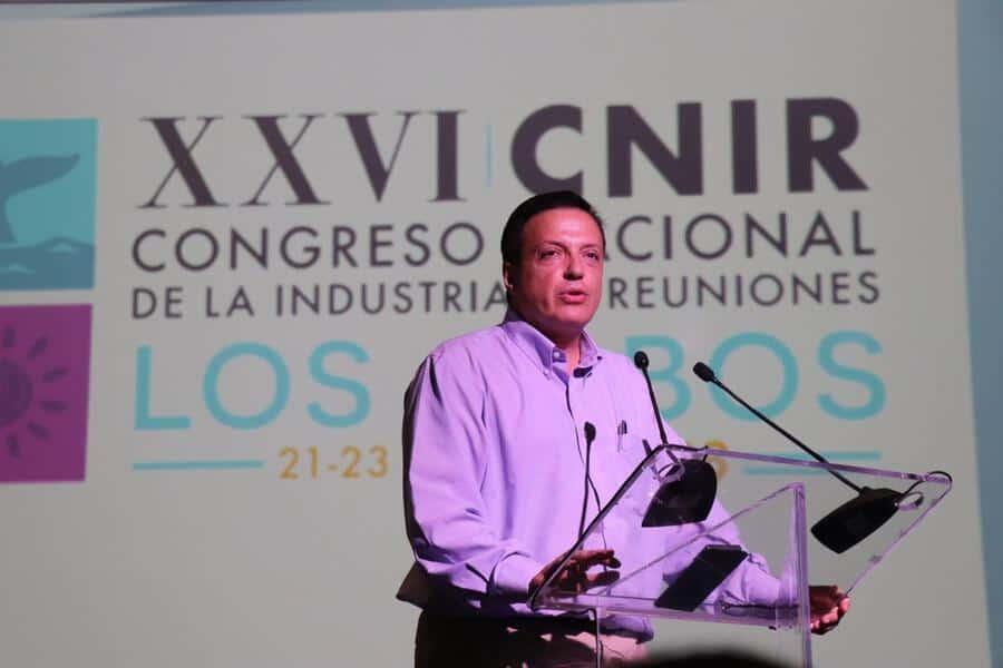 Refrenda Luis Alegre compromiso para fortalecer actividad turística en México
