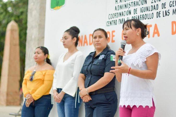 erradicar la violencia contra la mujer
