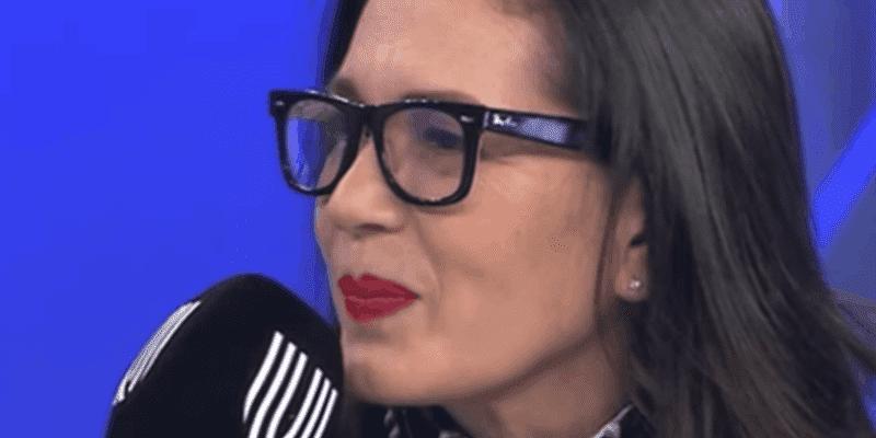 Yolanda Andrade recibe un mensaje del inframundo en programa en vivo