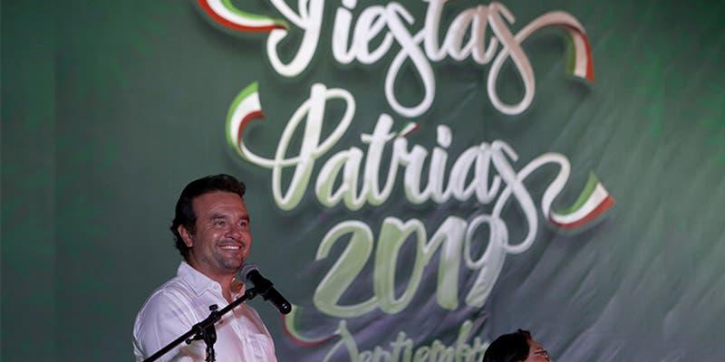 Todo listo para el Grito de Independencia: Pedro Joaquín