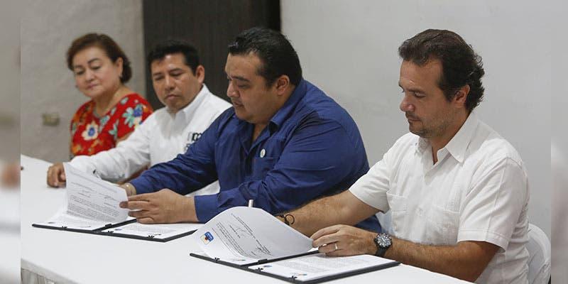 Ratifica Pedro Joaquín su compromiso de defender la dignidad de las personas