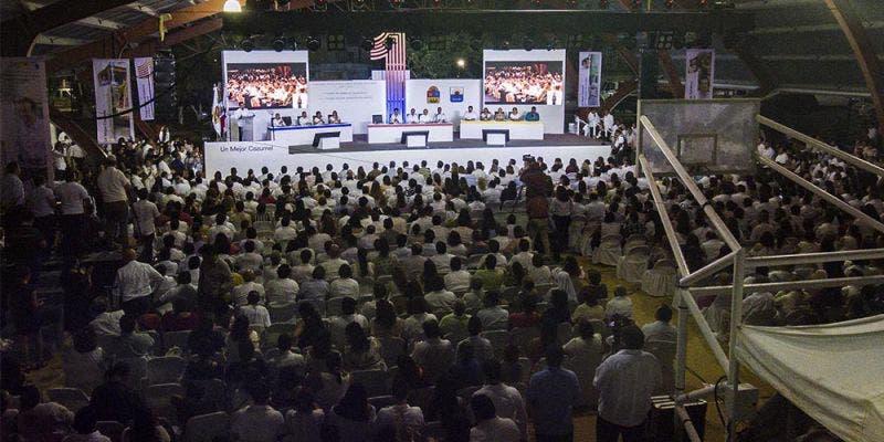 Destacan representantes de los tres órdenes de Gobierno los resultados de Pedro Joaquín en Cozumel