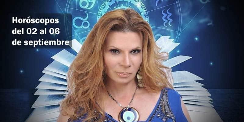 Mhoni Vidente: horóscopos del 09 al 13 de septiembre 2019