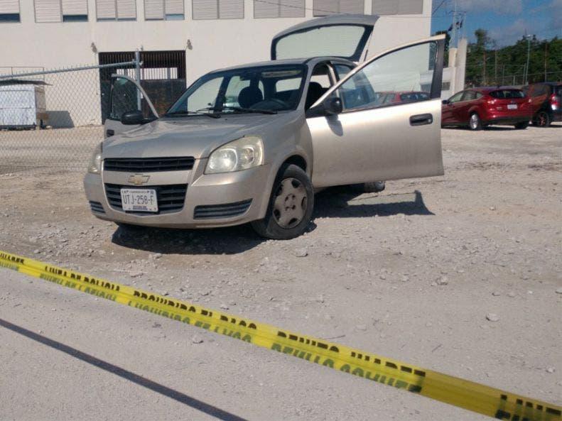 Los disparos se registraron cuando el hombre salía de las oficinas de la empresa.