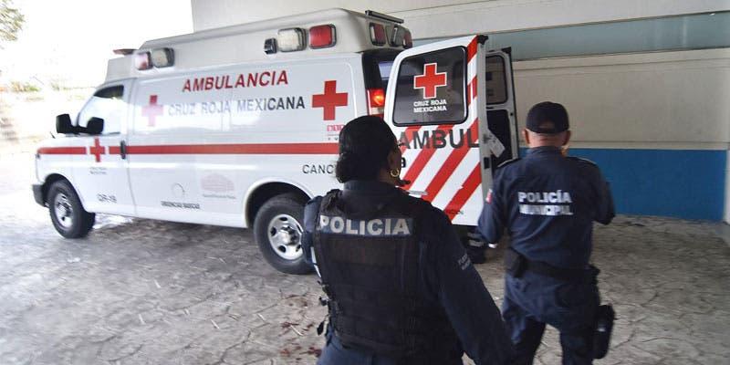 Se registran ataques a balazos en Cancún.