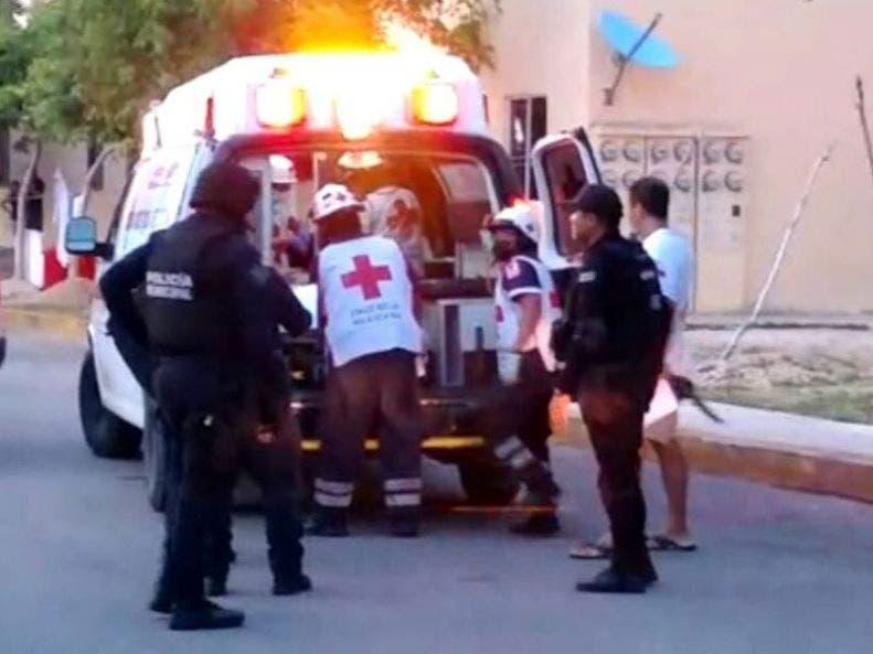 Se registran ataques a balazos en Cancún; en ninguno de los caos en donde hubo lesionados, se pudo dar con los responsables.