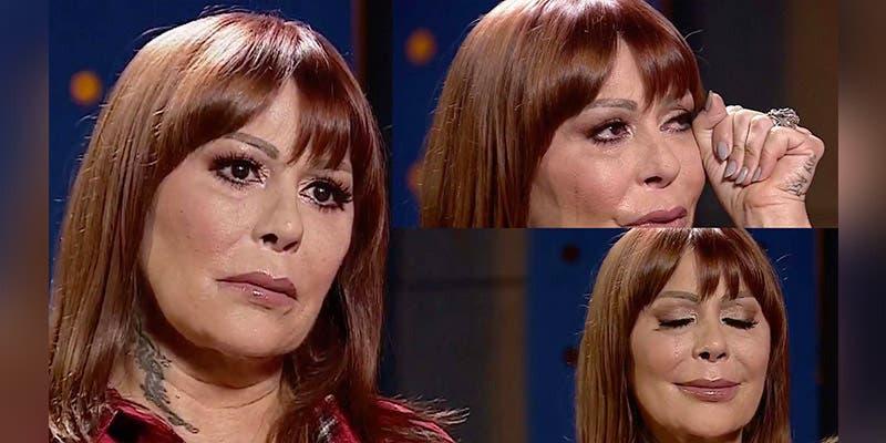Alejandra Guzmán llorando suplica a Frida Sofía reconciliación