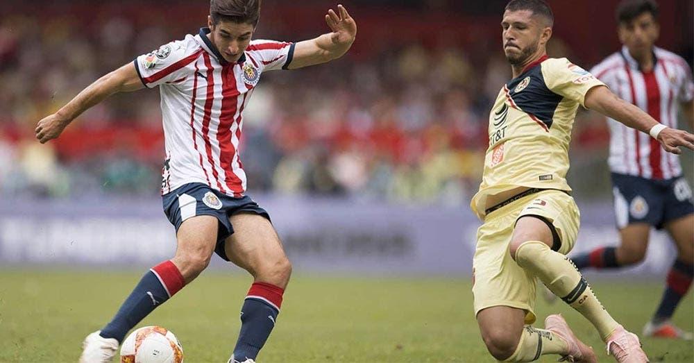 América vs Chivas: Cuándo y dónde ver el Clásico Nacional de la Liga MX