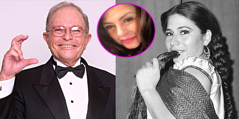 Aparece supuesta hija de 'La India María' y Raúl Velasco