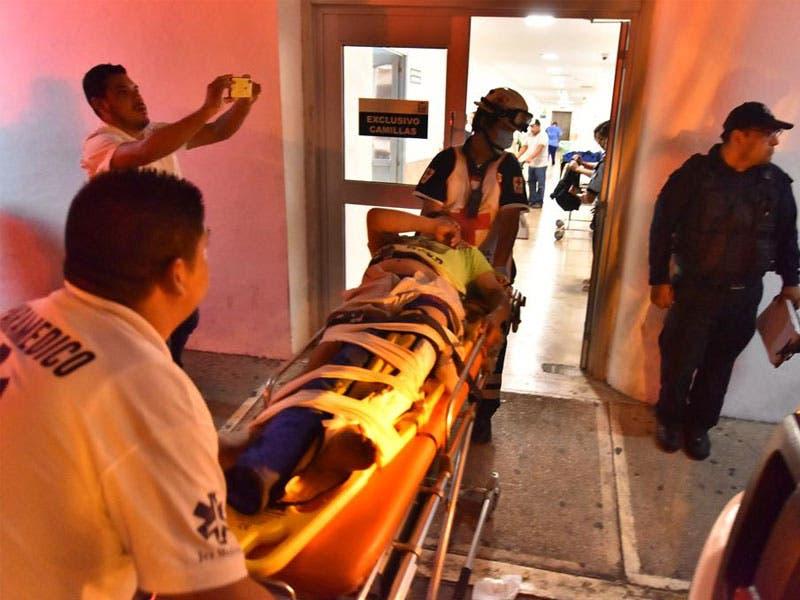 Ataque a balazos deja cinco adultos y una menor heridos; los hechos se registraron anoche en una vivienda de la región 236.
