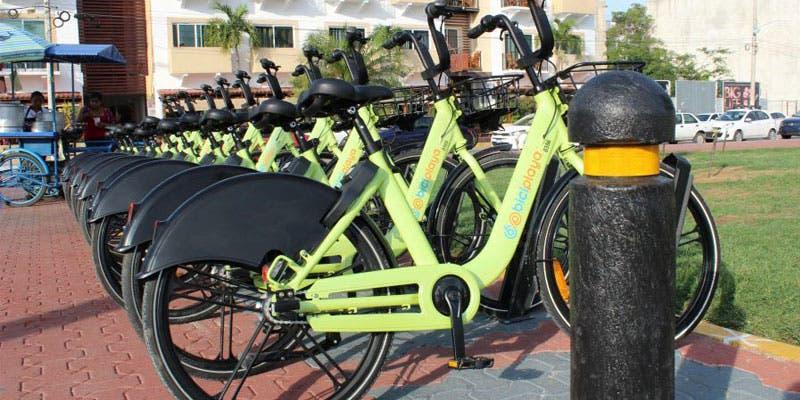 Delata GPS a ladrón de bicicleta del Ayuntamiento.