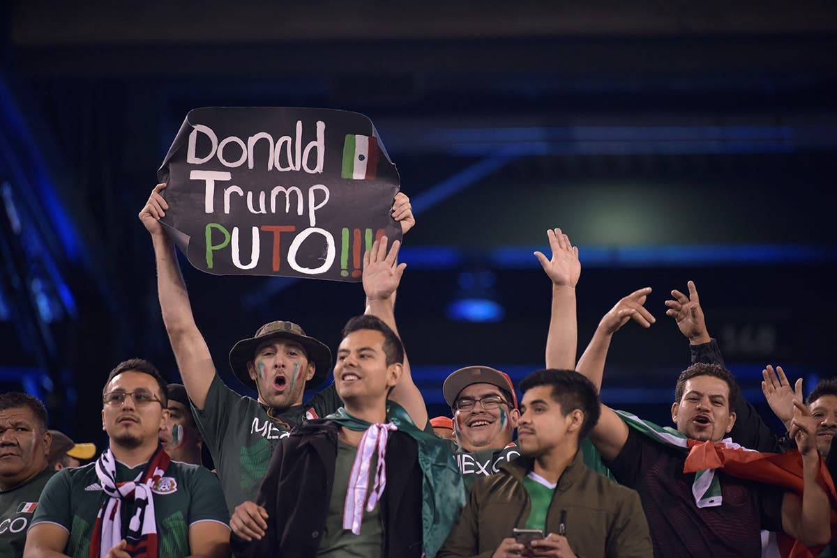 Lanza US Soccer 'cero tolerancia' a homofobia de fans mexicanos