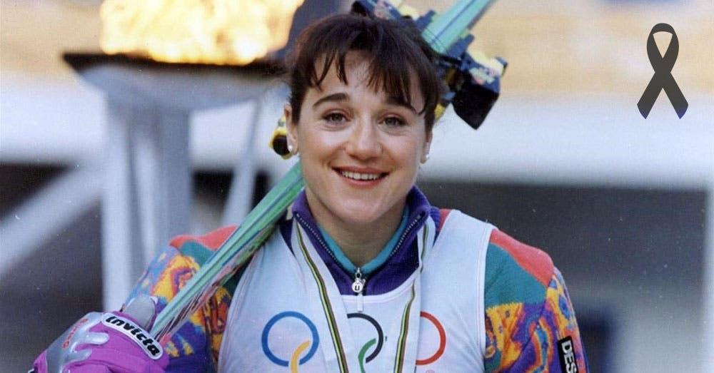 Muere Blanca Fernández Ochoa, primer medallista española