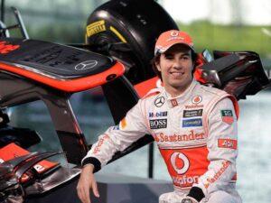 Checo Pérez regresa al Autódromo Hermanos Rodríguez en México