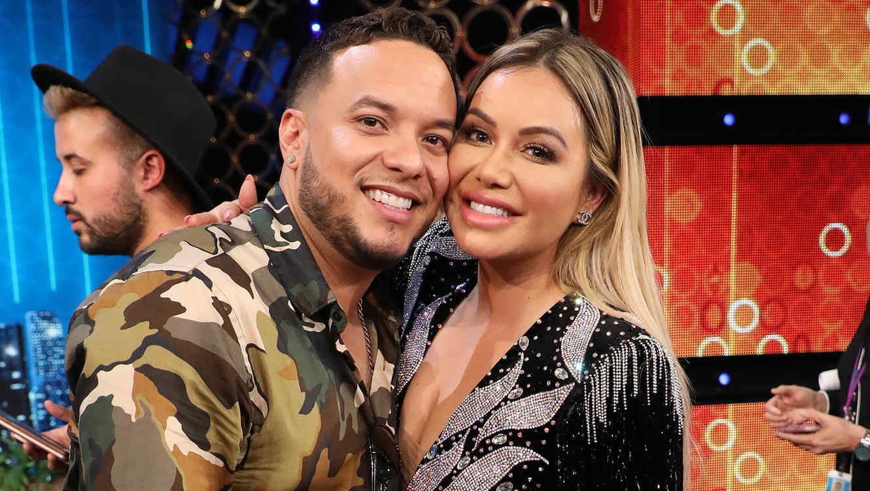Chiquis Rivera embarazada de Lorenzo Méndez