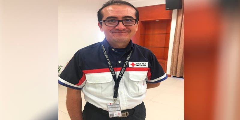 Proyectan remodelación de Rayos X y equipo moderno en la Cruz Roja