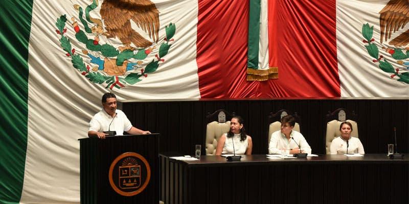 Enviará el Congreso exhorto para indulto a exgobernador; integra la XVI Legislatura una comisión especial para el caso Mario Villanueva Madrid.