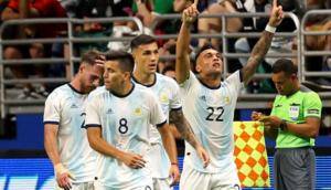 Argentina vs México: Una derrota más para la Selección Mexicana