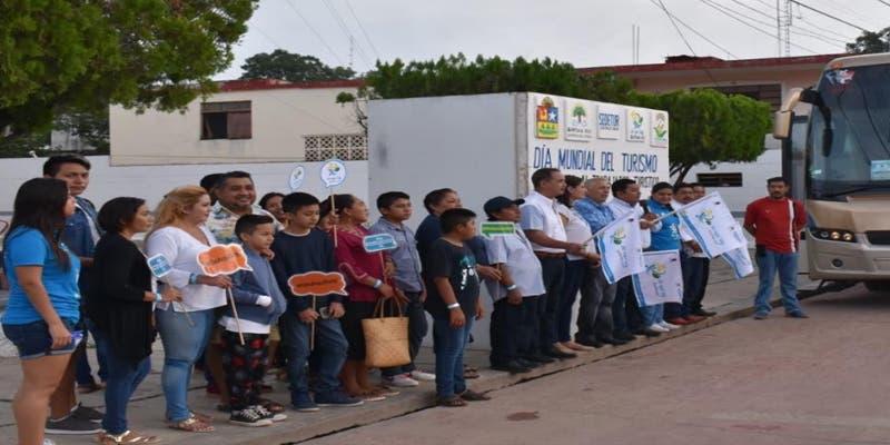 Conmemoran el Día Mundial del Turismo en José María Morelos