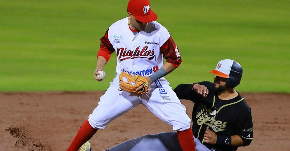Diablos Rojos vs Tigres: Triunfan en playoffs