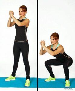 Ejercicios para bajar de peso en 4 semanas